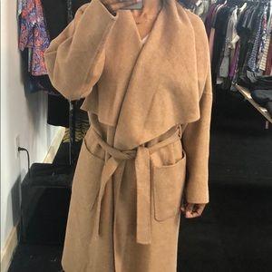 MNG Handmade Wrap Coat